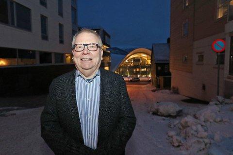 FERDIG: Etter tirsdagens møte i Nord Hålogaland bispedømmeråd, er Kai Krogh ferdig som leder. Han reagerer på Åpen Folkekirke skvises ut.