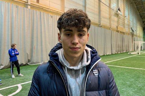 ATTRAKTIV: Sebastian Tounekti har flere friere i utlandet.