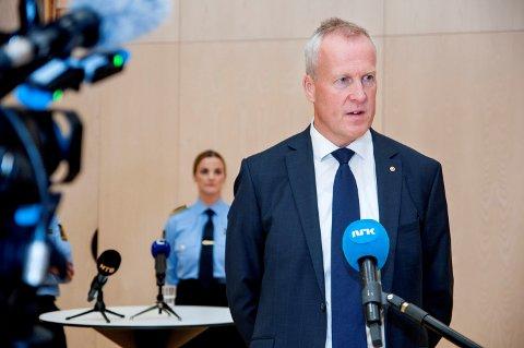 FØRSTESTATSADVOKAT: Lars Fause ved Troms og Finnmark statsadvokatembeter.
