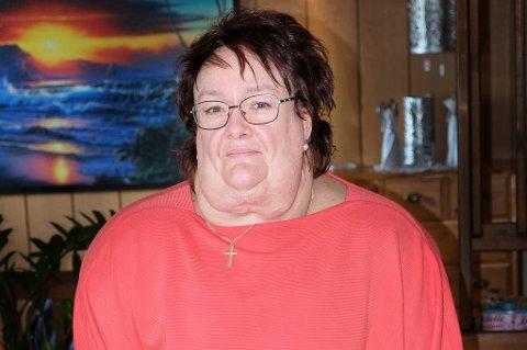 SÅNN ER JEG: Monica Ingedatter Møller vil ikke lenger gjemme seg bort og skamme seg over utseendet.