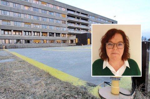OVERDOSER: Seksjonsleder for Akutten og legevakten på UNN Harstad Sissel Annie Olsen forteller at det har kommet inn pasienter som har tatt overdoser av stoffet som tok livet av tre personer i Tromsø. Foto: Ragnar Bøifot/Privat