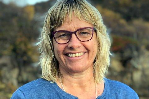 KRITISK: Sykepleier og kommunepolitiker Anne Kaja Knutsen (Ap) i Senja kommune.