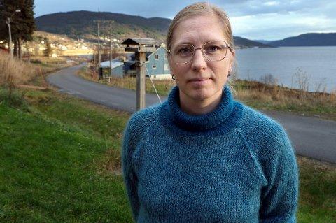 SPAREKNIV: Gruppeleder Marit Stubberud Hanssen i Senja Ap vil kutte i godtgjørelsen til politikerne.