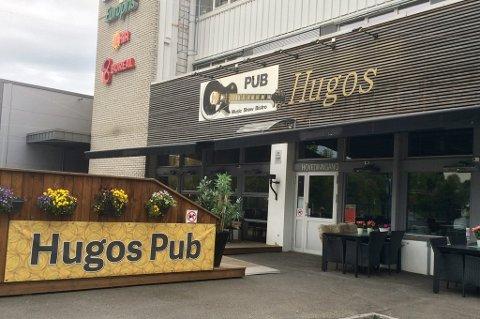 UTESTED: Hugos Pub i sentrum av Finnsnes.