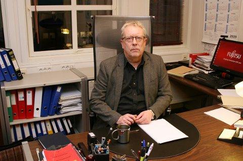 VANT FRAM: Advokat Olav Eriksen på Finnsnes representerer mannen som mistet samboeren i dødsulykka i Rossfjord.