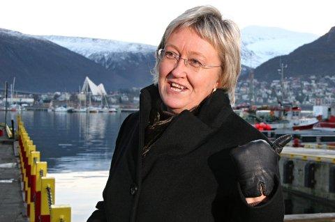 - IKKE REIS: Det er budskapet fra statsforvalter Elisabeth Aspaker.