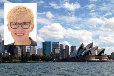 AUSTRALIA: En UiT-student sliter med å komme seg hjem fra Australia, her illustrert ved operahuset i Sydney. Ellers har 114 av 141 utvekslingsstudenter fra Tromsø returnert, eller er på vei til å returnere. Det opplyser Heidi Adolfsen, avdelingsdirektør ved universitetet.