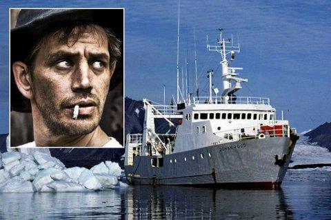 SOLGT: Skipet var i tjeneste i Tromsø i 40 år. Nå er det solgt og skal ut på nye tokt.