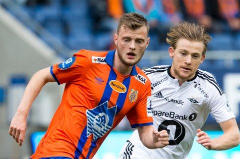 KLAR: Islending Adam Ørn Arnarson blir å finne i TIL-drakt de to neste sesongene.
