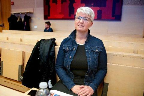 Ramona Lind har takket ja til en styreplass  styreplass Transport og logistikkforbund.