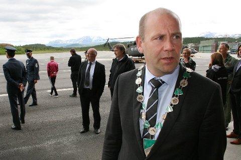 KANDIDAT: Styret i Tromsø Ap ønsker Nils Ole Foshaug, tidligere ordfører i Målselv kommune, som partiets andrekandidat i Troms.