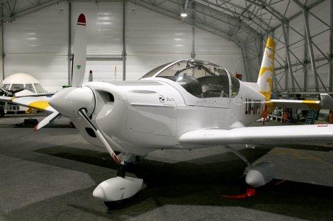 FLYKRØLL: Det ble kluss da flyskolen på Bardufoss skulle hente hjem nye fly i sommer.