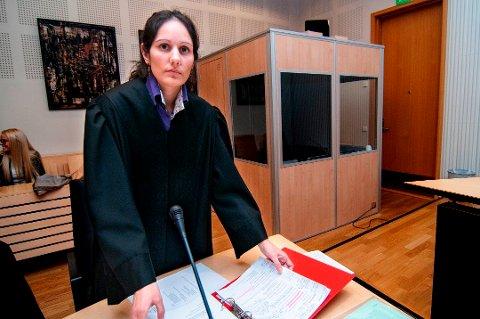 AKTOR: Politiadvokat Lisa-Mari Ellingsen var aktor i straffesaken mot 61-åringen. Her er hun avbildet i forbindelse med en annen sak.