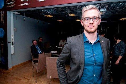 Brage Sollund er distriktssjef i Kreftforeningen nord.
