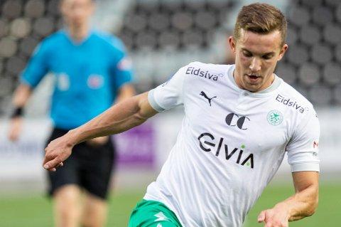 TIL-KLAR: Steffen Skogvang Pedersen er enig med TIL om en avtale ut 2020-sesongen.