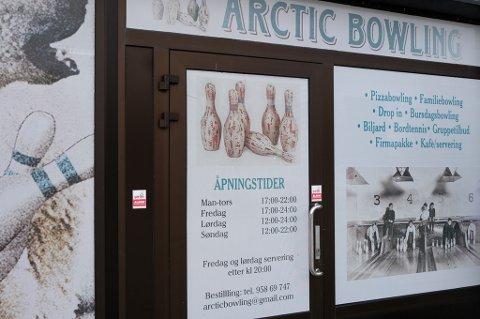 Arctic Bowling på Finnsnes er konkurs.
