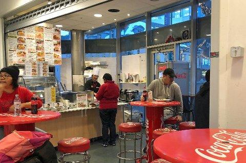 STENGTE I FJOR: Asian Healthy Foods holdt hus i Tempogården i Tromsø sentrum, før de lukket dørene på tampen av fjoråret. Nå leiter de etter nye lokaler, etter at planen om å åpne i Vestregata gikk i vasken.