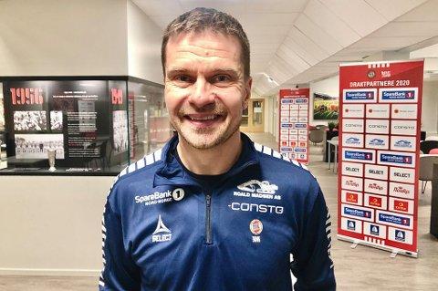 TIL-COMEBACK: Svein-Morten Johansen er klar for ny jobb i TIL som trenerutvikler, et knapt år etter at han måtte forlate stillingen som sportssjef.