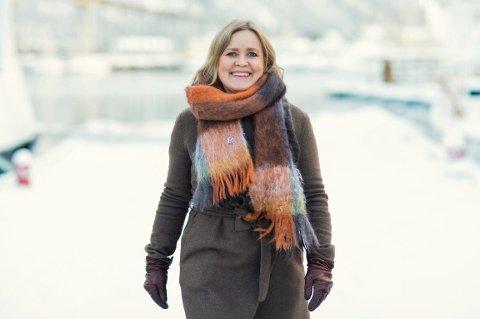 NY JOBB: Cecilie Nøstvik begynner i ny  jobb i en helt ny stilling i Hermes mandag Den tidligere daglige lederen i Tromsø Safari skal jobbe med å utvikle nye reiselivs- og opplevelseskonsepter fremover.