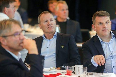 MÅ SELGE: TIL må selge spillere for over fem millioner kroner i 2021, dersom budsjettet for kommende sesong skal gå i overskudd. Styreleder Stig Bjørklund friskmelder ikke TIL-økonomien tross overskudd på 7,1 millioner kroner i 2020.