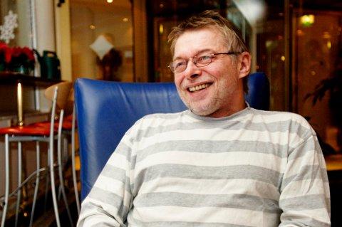 DØD: Knut Magne Myrland døde natt til lørdag. Her fra et intervju med Nordlys i 2006.