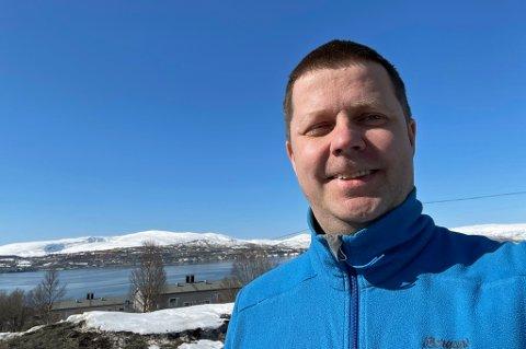 FORNØYD: Rune Bræck kunne juble torsdag.