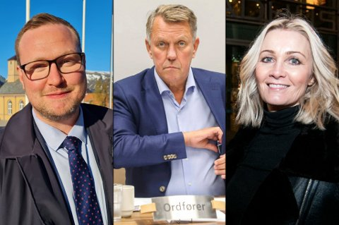 UENIGE: Gunnar Wilhelmsen mener Erlend Svardal Bøe (H) og Anne Berit Figenschau (H) burde gjort mer for å påvirke sine partifeller i regjering, slik at Tromsø kunne fått mer vaksiner de neste ukene.
