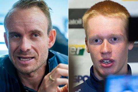 Andreas Leknessund kommer rett fra OL i Tokyo for å sykle Arctic Rac på hjemmebane. Der blir han lagkamerat med Alexander Kristoff. Foto: NTB