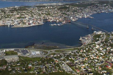 ØKTE BOLIGPRISER: Tromsøs boligpriser økte igjen i august.