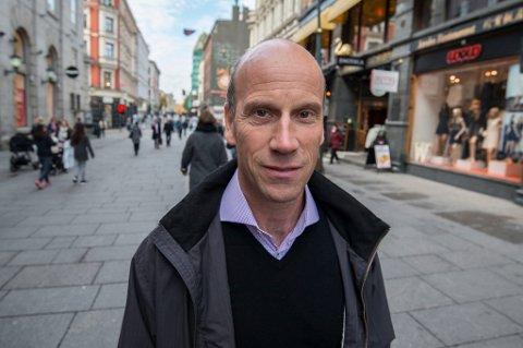 EIER: Tor Einar Svendsen, eier av Setermoen Mottak AS og medeier i tre andre mottaksselskaper i Troms. Foto: Vidar Sandnes