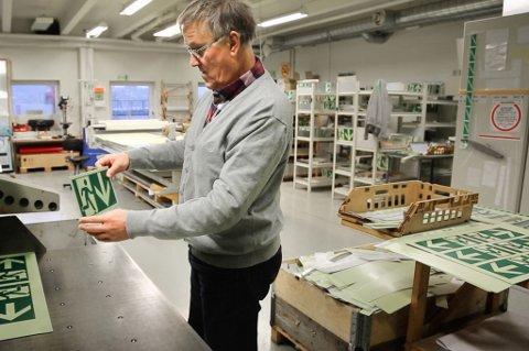 HELE LANDET: Prolink International har levert produktene sine til en rekke prestisjeprosjekter i hele landet.