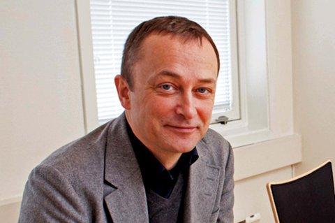 TREKKER: Nils Arne Johnsen trekker konkursen i sitt personlige selskap.