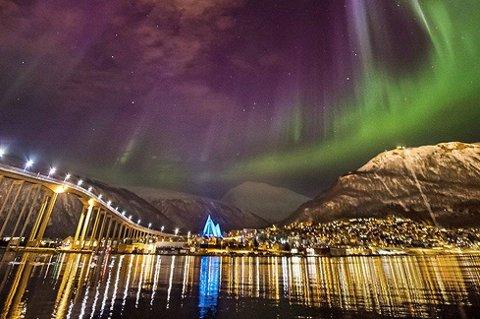 FESTEN ER SLUTT: Nå er det Oslo som har den høyeste prisutviklingen i landet. Tromsø og Bergen kommer på en tangert andreplass i februar måned.