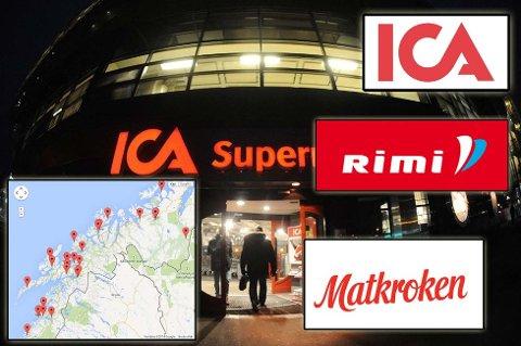 163ff9a53 Nord24 - Coop får overta ICA - 24 butikker i nord kan skifte eier
