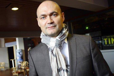 ANKE GODTATT: Deler av saken til Odd Harald Ribe vil bli behandlet på nytt etter at Høyesterett overprøvde lagmannsrettens avslag på anke. Foto: Rana Blad