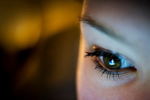 Facebooks gjenkjenningsteknologi for ansiktet blir stadig bedre. Foto: Jan Haas, NTB scanpix/ANB