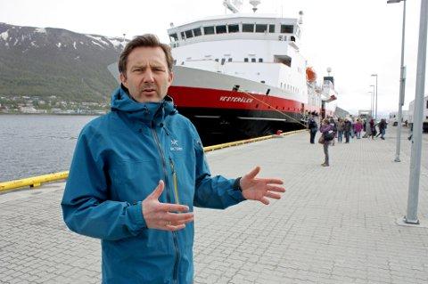 Stein Lillebo, Hurtigruten.