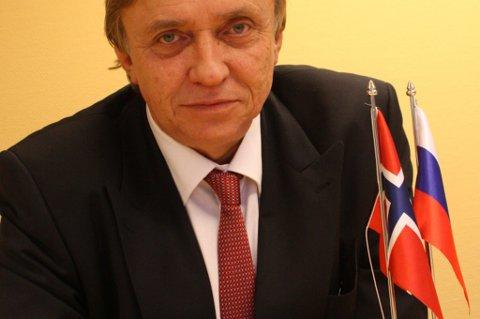 Jarle Forbord, Norsk-Russisk handelskammer