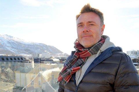 STEIN PÅ STEIN: Bård Sverdrup startet i det små og har bygget på virksomheten stein på stein. I fjor omsatte konsernet hans for nesten 330 millioner kroner.
