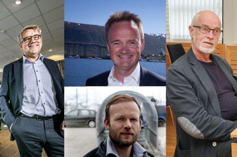 Tormod Harila. Jan Frode Janson. Espen Sirnes. Johan Petter Barlindhaug.