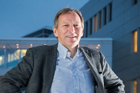 PÅ PENGEJAKT: Karl Johan Jakola i Norinnova Invest trenger penger til et nytt nordnorsk styrt kapitalfond.