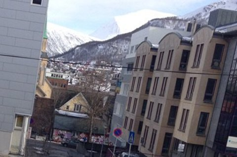 KOMPETANSEMILJØ: Maritime Competence as ligger mellom Sentrum Terrasse og Heracleum i Tromsø sentrum.