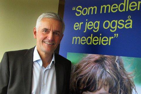 GÅR AV: Coop-sjef Kjell Olav Pettersen skal gå av i 2017.