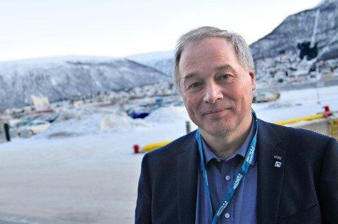 - Det er kommet en flodbølge av internasjonale selskaper til Norge for å konkurrere. De tror her er gull og grønne skoger. Resultatet er at prisene er presset og det er veldig vanskelig å tjene penger, sier konsernsjef Frode Nilsen i LNS.