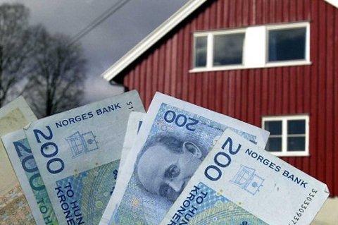 SKATTEOPPGJØR: Mange tromsøværinger fikk skattesmell, men det var flere som fikk penger tildode. Foto: NTB