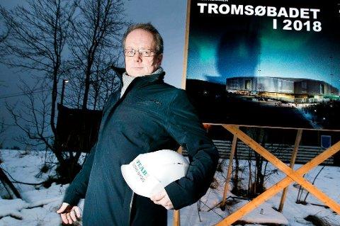 Arild Østgård, Peab Bjørn bygg