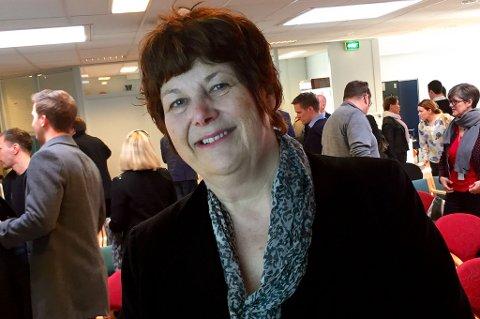 Bente Nyland, sjef i Oljedirektoratet