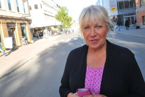 Hovedtillitsvalgt Vivi-Ann Pedersen