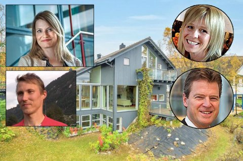 Soppsvingen er solgt for 7,5 mill fra Nina Hjort og Jens Johan Hjort til Anu Fredrikson og Otto Fredrikson.