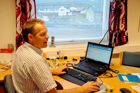 Ove-Henrik Lorentzen, daglig leder Element NOR